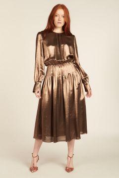 Firenze Lamè Dress