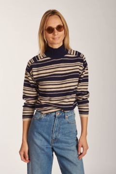 Gadal striped sweater