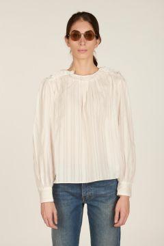 White Harper blouse