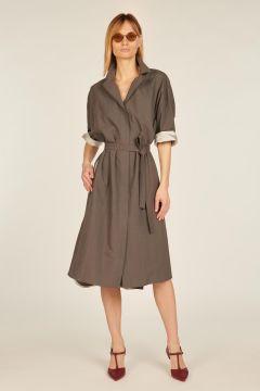 Drita shirt dress
