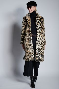 Spotted fur