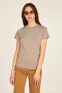 Grey short-sleeves t-shirt