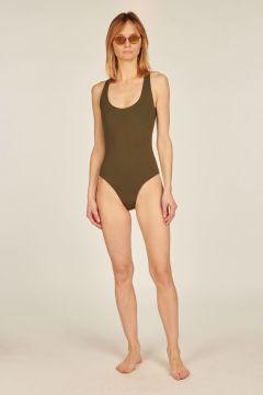 Lady olive swimsuit