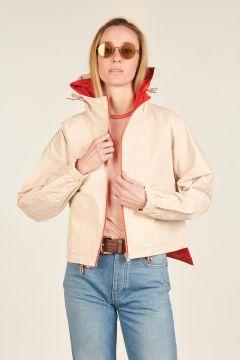 Reversible two-tone jacket