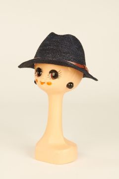 Cappello Lubeman blu navy