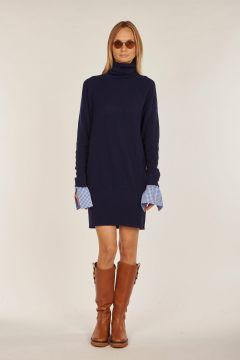 Annie mini blue dress