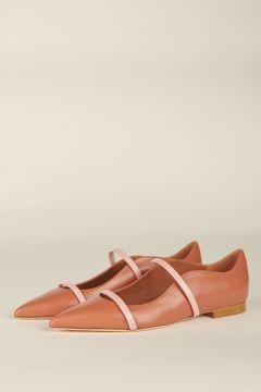 Maureen Bicolor Ballet Flats