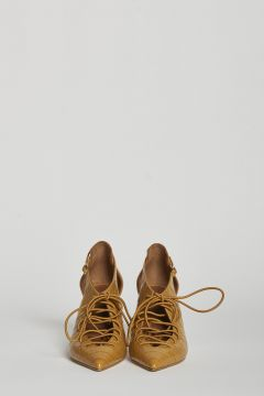 malone souliers Decolleté stringata