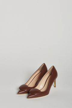 calf leather nada pump