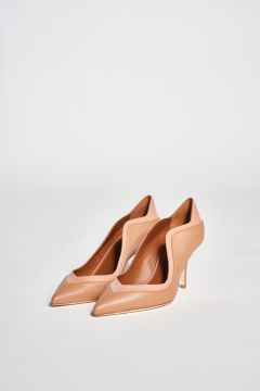 Penelope nude pumps