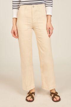 ivory Sunday trousers