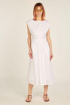 Luana white dress