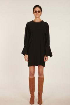 Tabata black short dress