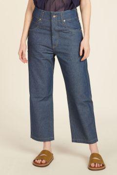 Denim Pollock Trousers