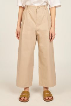 Beige Provence trousers