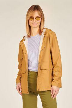 Camel Waterproof jacket