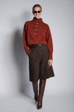 Shopping Bermuda pants