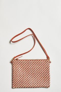 Braided pochette