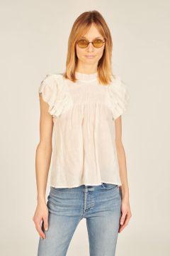 White Eleanor top