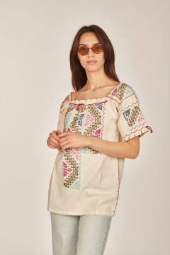 White Palm Spring top