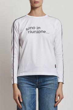"""t-shirt """"sono in riunione"""""""