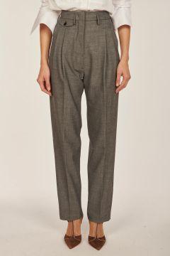 Pantaloni Frescolana grigio