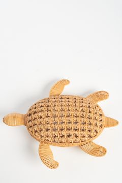 Straw turtle clutch