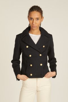 Verona Double-Breasted Jacket