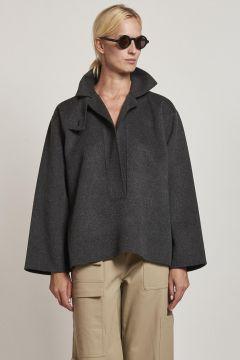 gray hood