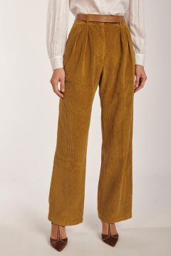 Pantalone Punat in velluto