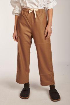 Pantalone Pilot cammello