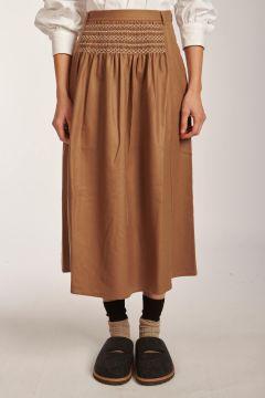 Camel Saturday skirt