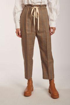Pantalone Princeton a quadri