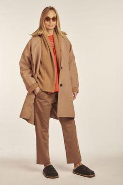 Camel Cove coat